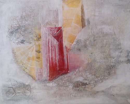 Katharina Frei-Boos, Unschuld, Abstraktes, Gegenwartskunst