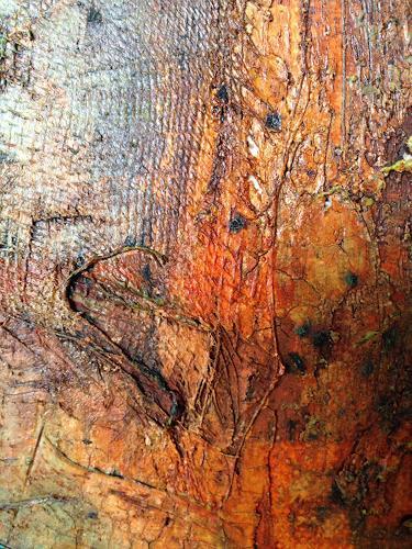 Katharina Frei-Boos, Naturinspirations (Detaille 3), Abstraktes, Gegenwartskunst