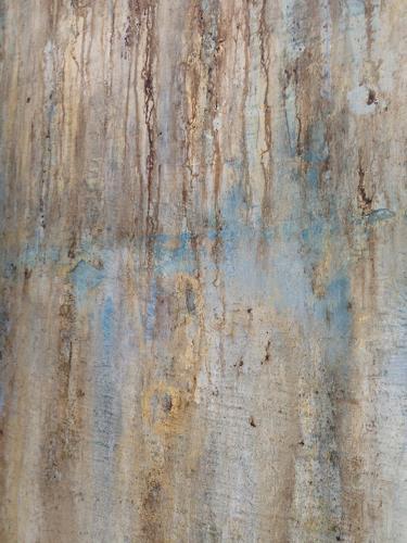 Katharina Frei-Boos, Blue Reflections, Abstraktes, Gegenwartskunst