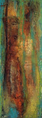 Katharina Frei-Boos, Naturinspirations III, Abstraktes, Dekoratives, Gegenwartskunst
