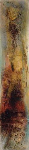 Katharina Frei-Boos, BURN, Abstraktes, Dekoratives, Gegenwartskunst