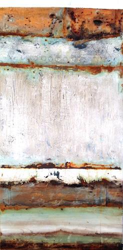 Katharina Frei-Boos, Vergänglichkeit: TEMPO PASSATI II, Abstraktes, Abstraktes, Gegenwartskunst, Expressionismus