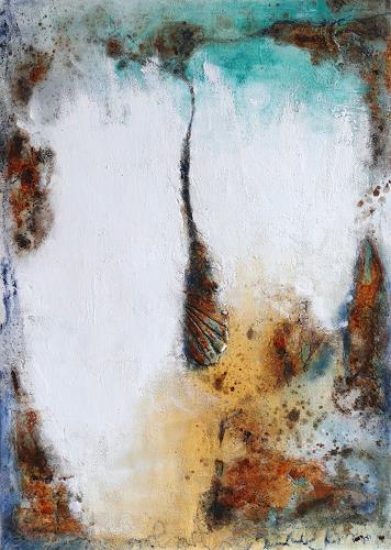 Katharina Frei-Boos, Halt mich, ich falle, Abstraktes, Abstrakte Kunst, Expressionismus