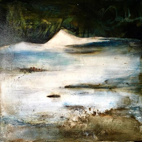Katharina Frei-Boos, Northland, Abstraktes, Abstrakte Kunst, Abstrakter Expressionismus