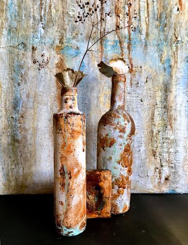 Katharina Frei-Boos, Stilllife Installation, Stilleben, Expressionismus