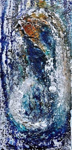 Katharina Frei-Boos, O.T., Abstraktes, Abstrakte Kunst
