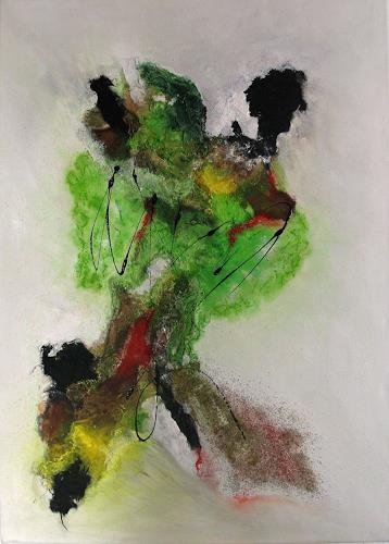 Ursula Glatz, Flamengo, Abstraktes, Abstrakte Kunst