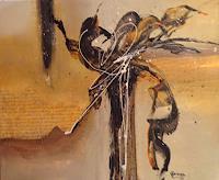 Gaby-Derungs-Abstraktes-Moderne-Abstrakte-Kunst