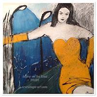 Gaby-Derungs-Menschen-Abstraktes-Moderne-Abstrakte-Kunst-Informel