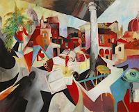 Anna-Theresa-Heppke-Architektur-Poesie-Moderne-Kubismus