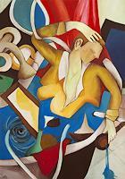 Anna-Theresa-Heppke-Arbeitswelt-Gesellschaft-Gegenwartskunst-Neo-Expressionismus