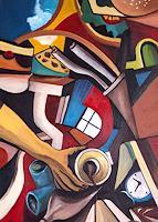 Anna-Theresa-Heppke-Gefuehle-Depression-Gesellschaft-Gegenwartskunst-Neo-Expressionismus
