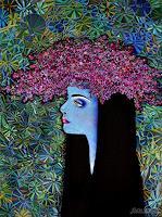 AlesyavonMeer-Menschen-Frau-Pflanzen-Blumen