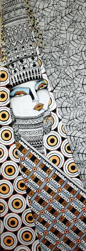 AlesyavonMeer, Eastern Bride, Menschen: Frau, Party/Feier, Expressionismus