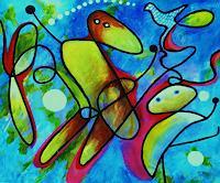 ILSE-RUBY-M-Abstraktes-Abstraktes-Moderne-Moderne