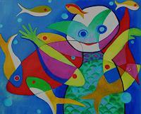 ILSE-RUBY-M-Abstraktes-Moderne-Abstrakte-Kunst