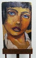 Carolin-Labek-Menschen-Frau-Menschen-Gesichter-Gegenwartskunst-Gegenwartskunst