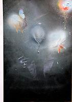 Die-Welt-der-Lumi-Divinior-by-Gunilla-Goettlicher-Weltraum-Gestirne-Poesie-Moderne-Avantgarde-Surrealismus