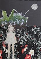 Die-Welt-der-Lumi-Divinior-by-Gunilla-Goettlicher-Menschen-Kinder-Poesie-Moderne-Avantgarde-Surrealismus