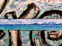Elke-Arndt-Landschaft-Gesellschaft-Moderne-Pop-Art