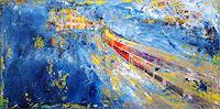 Elke-Arndt-Landschaft-Moderne-Expressionismus-Abstrakter-Expressionismus