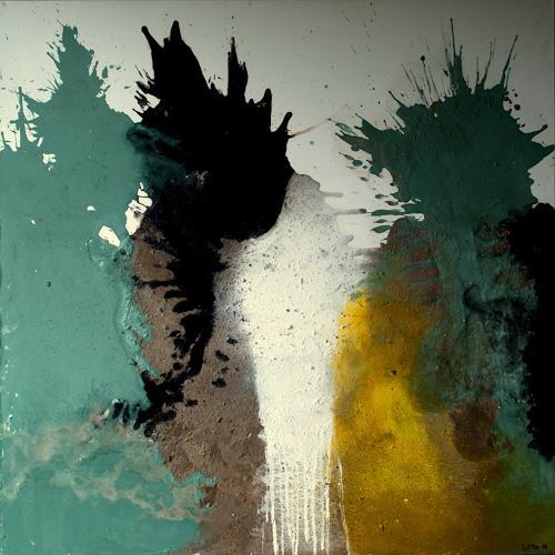 Maria und Wolfgang Liedermann, Splash!, Abstraktes, Abstrakter Expressionismus