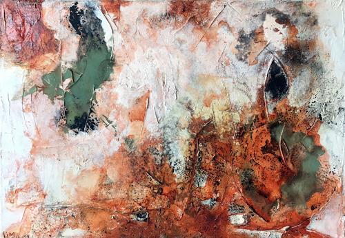 Maria und Wolfgang Liedermann, Medea, Abstraktes, Abstrakte Kunst, Expressionismus