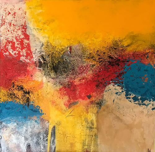 Maria und Wolfgang Liedermann, Michelle, Ma Belle, Abstraktes, Abstrakte Kunst