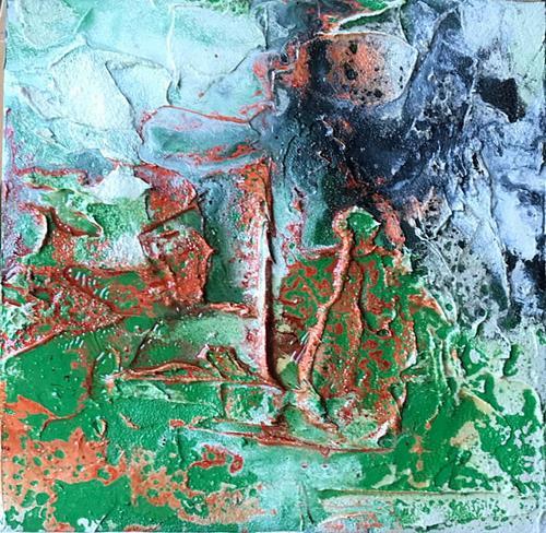 Maria und Wolfgang Liedermann, Grasshopper, Abstraktes, Gegenwartskunst