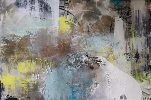 Maria und Wolfgang Liedermann, Andalusit, Abstraktes, Gegenwartskunst