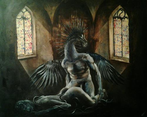 Edeldith, Sakrileg, Fantasie, Akt/Erotik, Symbolismus