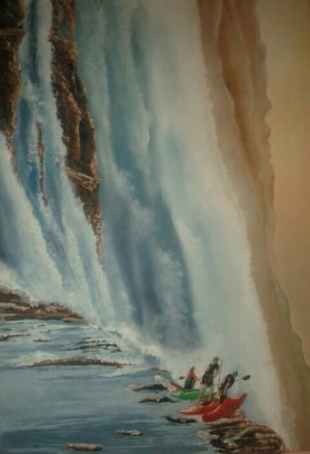 Edeldith, Die Entscheidung, Landschaft, Natur, Realismus, Expressionismus