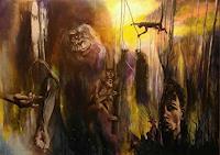 Edeldith, Im Jahr des Affen