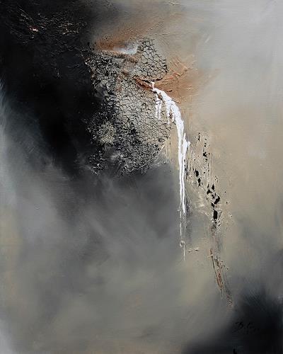 Bernadette Möllmann, latte macchiatto, Abstraktes, Abstrakte Kunst, Expressionismus
