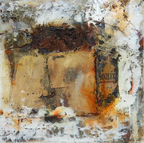 Bernadette Möllmann, Kaffeepause, Abstraktes, Abstrakte Kunst