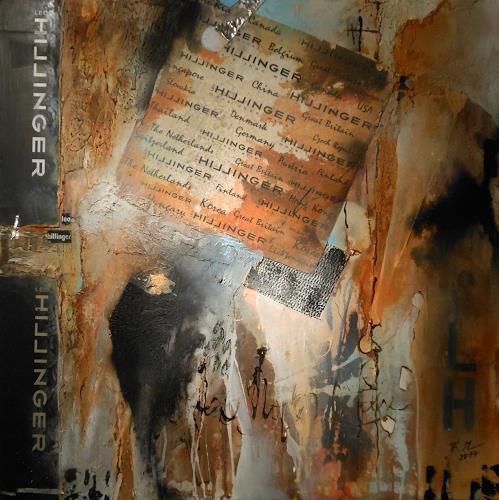Bernadette Möllmann, World of Hillinger, Abstraktes, Abstrakte Kunst, Expressionismus