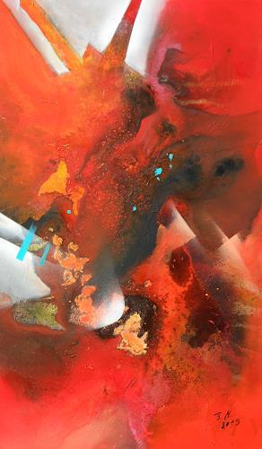 Bernadette Möllmann, Engelsflügel, Abstraktes, Abstrakte Kunst, Abstrakter Expressionismus