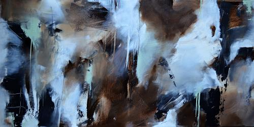 Bernadette Möllmann, Herbst, Abstraktes, Abstrakte Kunst