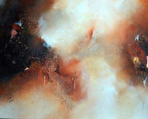 Bernadette Möllmann, Afrika, Abstraktes, Abstrakte Kunst, Expressionismus