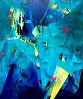 Bernadette-Moellmann-Abstraktes-Moderne-Abstrakte-Kunst-Action-Painting