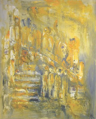 Jo, Goldrausch, Abstraktes