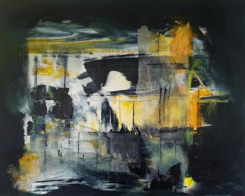 Jo, Traumfabrik, Abstraktes, Abstrakter Expressionismus