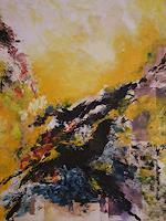 E.-Mrabet-Abstraktes-Diverses-Moderne-Abstrakte-Kunst