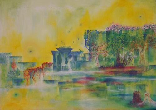 E. Mrabet, Odd landscape, Diverses, Arbeitswelt