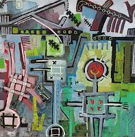 eugen-loetscher-Menschen-Menschen-Moderne-Abstrakte-Kunst
