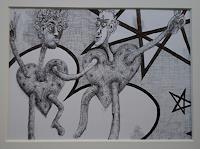 eugen-loetscher-Menschen-Paare-Gefuehle-Liebe-Gegenwartskunst-Gegenwartskunst