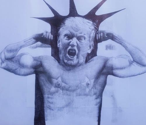 eugen lötscher, Mr. President, Menschen, Menschen, Gegenwartskunst