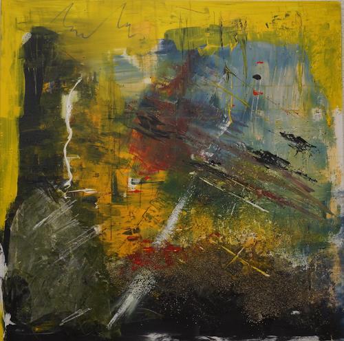 Remo Passeri, Chaos versus Ordnung, Abstraktes, Abstrakte Kunst