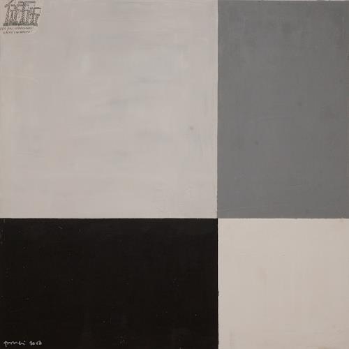 Remo Passeri, Ordnung, Abstraktes, Abstrakte Kunst