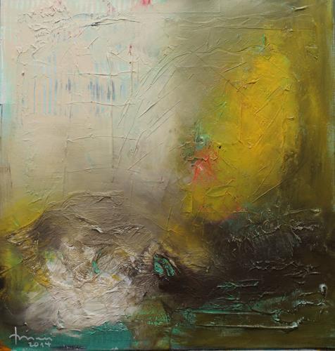 Remo Passeri, November I, Abstraktes, Abstrakte Kunst, Expressionismus